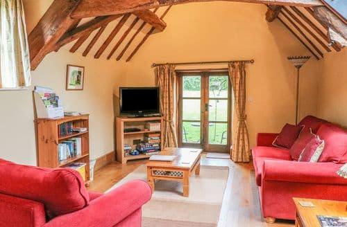 Last Minute Cottages - Quaint Whitchurch Cottage S101332