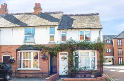 Last Minute Cottages - Lovely Stratford Upon Avon Cottage S70278
