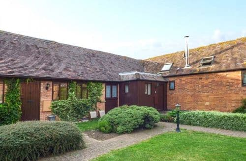 Last Minute Cottages - Quaint Clifford Chambers Cottage S70231