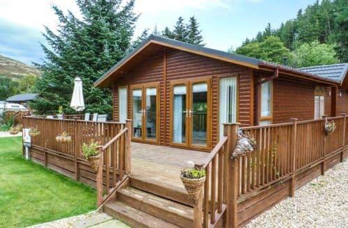 Last Minute Cottages - Splendid Glendevon Lodge S70591