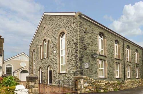 Last Minute Cottages - Stunning Brynrefail Cottage S60178