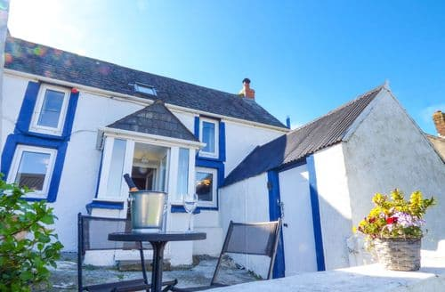 Last Minute Cottages - Luxury St Ishmael's Cottage S83475