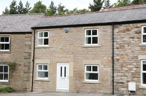 Big Cottages - Superb Whaley Bridge Cottage S85308