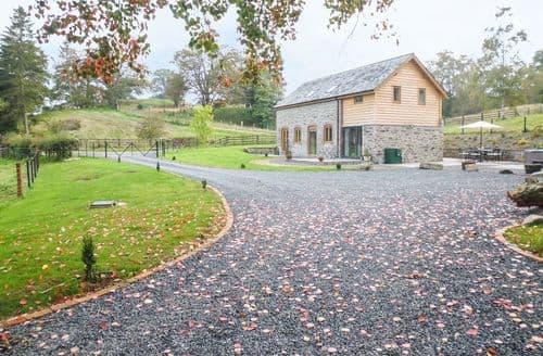 Last Minute Cottages - Delightful Llanbadarn Fynydd Cottage S92603