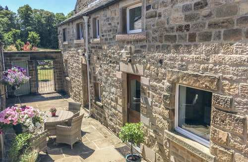 Last Minute Cottages - Inviting Rowsley Cottage S73548