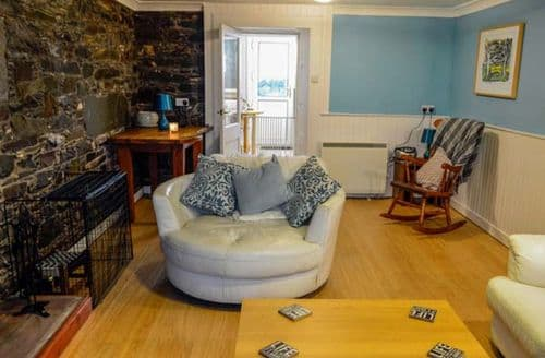 Last Minute Cottages - Luxury Isle Of Whithorn Cottage S73919
