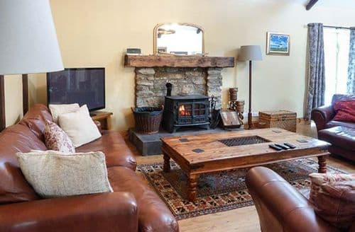 Big Cottages - Adorable Tomintoul Cottage S75442