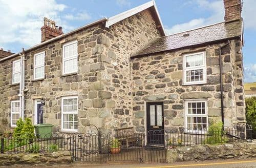 Last Minute Cottages - Excellent Llwyngwril Cottage S78460