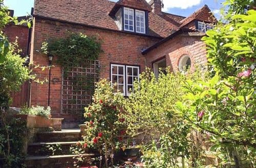 Last Minute Cottages - Stunning Lymington Cottage S78561