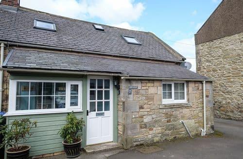 Last Minute Cottages - Tasteful Powburn Cottage S73862
