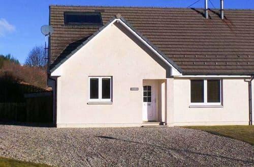 Big Cottages - Wonderful Newtonmore Cottage S76838