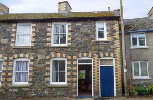 Last Minute Cottages - Delfryn Cottage