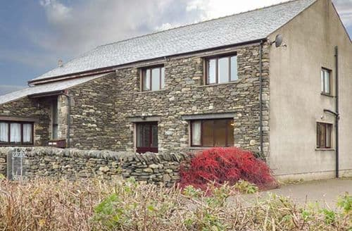 Last Minute Cottages - Green Hills Farm