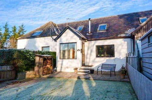 Last Minute Cottages - Charming Evanton Cottage S73836