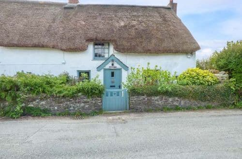 Last Minute Cottages - Excellent Morwenstow Cottage S81434