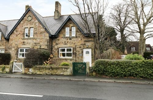 Last Minute Cottages - Tasteful Lesbury Cottage S88336