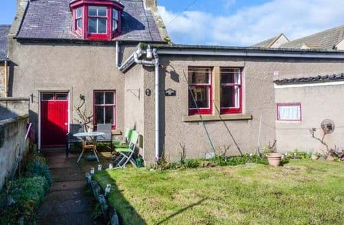 Big Cottages - Exquisite Burghead Cottage S78784