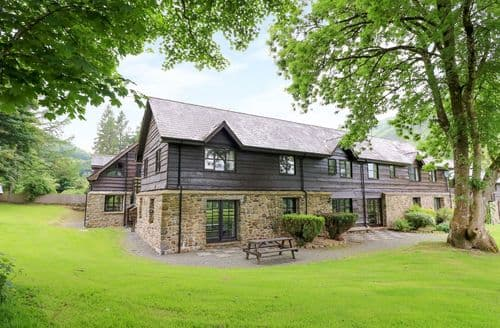 Last Minute Cottages - Delightful Builth Wells Cottage S77765