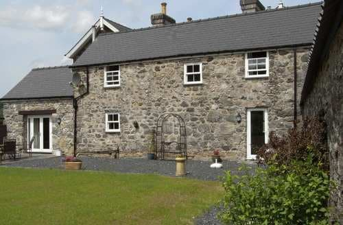 Last Minute Cottages - Stunning Rhydymain Cottage S80617