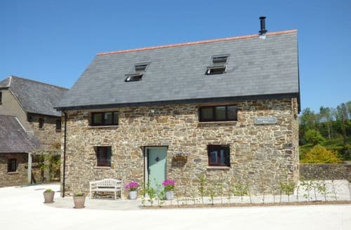 Last Minute Cottages - Brightley Mill Barn