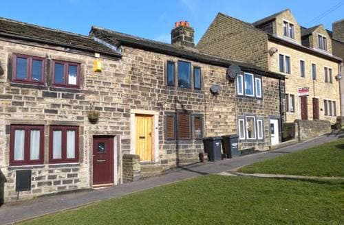 Last Minute Cottages - Luxury Hebden Bridge Cottage S4105