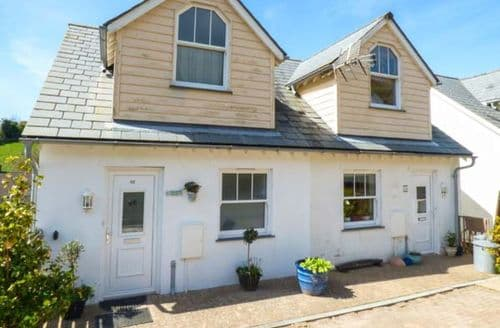 Last Minute Cottages - Adorable Downderry Cottage S79997