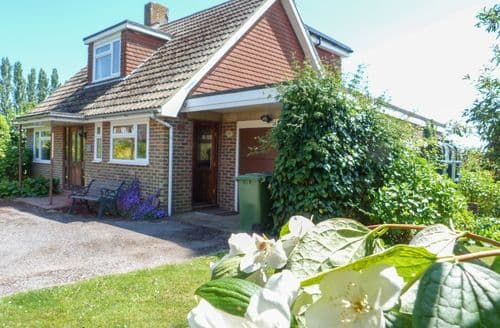 Dog Friendly Cottages - Attractive East Hoathly Cottage S83668