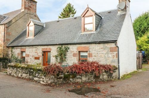 Last Minute Cottages - Charming Drumnadrochit Cottage S79397