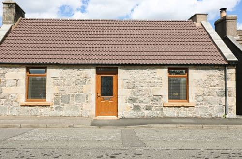Last Minute Cottages - Cosy Milton Of Balgonie Cottage S81361