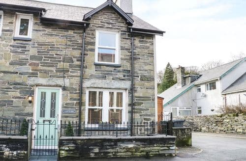 Last Minute Cottages - Adorable Dolwyddelan Cottage S94321