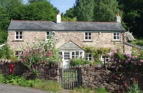 Last Minute Cottages - Charming Cinderford Cottage S93540