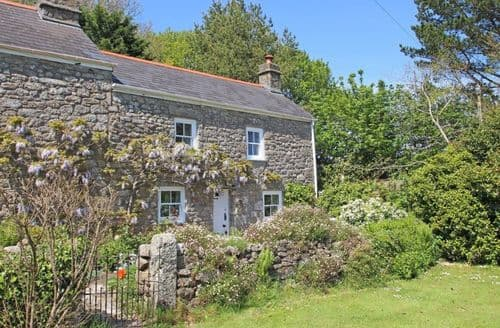 Last Minute Cottages - Excellent Cornwall Cottage S82005