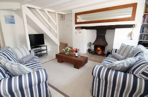 Last Minute Cottages - Gorgeous Pentewan Cottage S82131