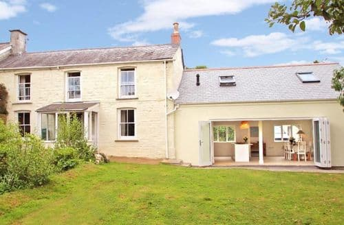 Last Minute Cottages - Lovely Cornwall Cottage S82182