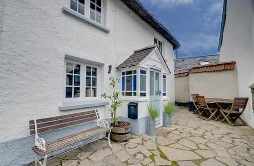 Last Minute Cottages - Adorable Umberleigh Rental S12264