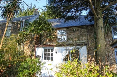 Dog Friendly Cottages - Beautiful St. Ives Cottage S84913