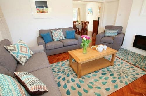 Last Minute Cottages - Inviting St. Levan Apartment S82357