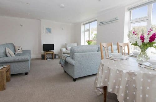 Last Minute Cottages - Stunning St. Levan Apartment S82480