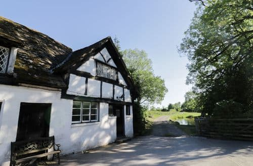 Last Minute Cottages - Fern Hall Cottage