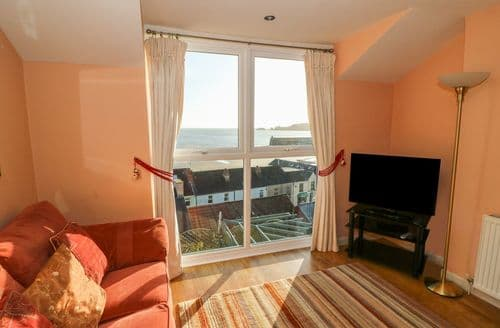 Last Minute Cottages - Inviting Saundersfoot Cottage S91062