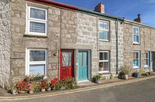 Last Minute Cottages - Stunning Penzance Cottage S124720