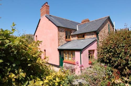 Last Minute Cottages - Beautiful Porlock Cottage S86304