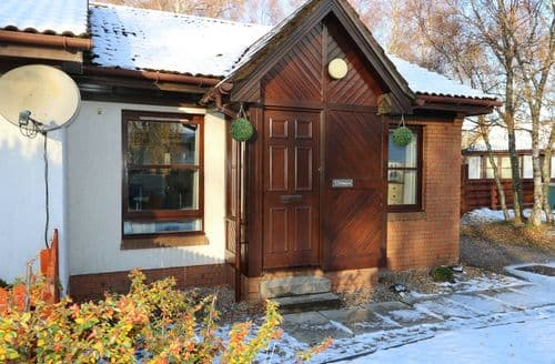 Big Cottages - Tasteful Aviemore Cottage S88893