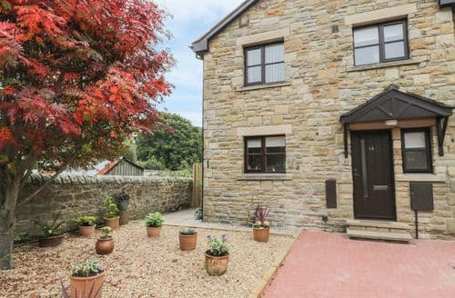Big Cottages - Attractive Rothbury Cottage S85986