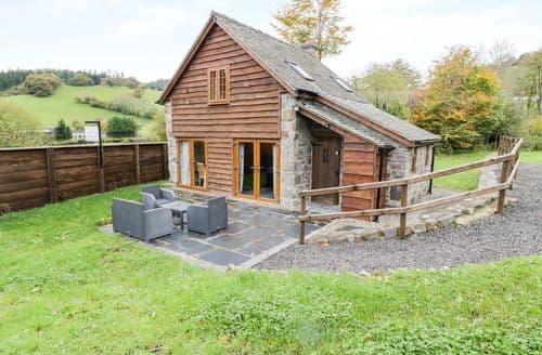 Last Minute Cottages - Wonderful Llanfyllin Cottage S87104
