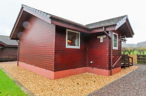 Last Minute Cottages - Kestrel Lodge