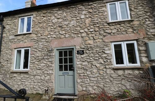 Last Minute Cottages - Wags Cottage