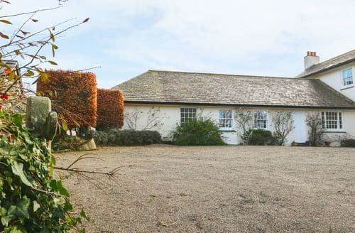Last Minute Cottages - Gorgeous Grampound Cottage S91085