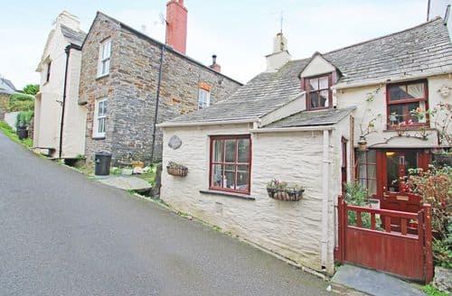 Last Minute Cottages - Tasteful Boscastle Cottage S86785