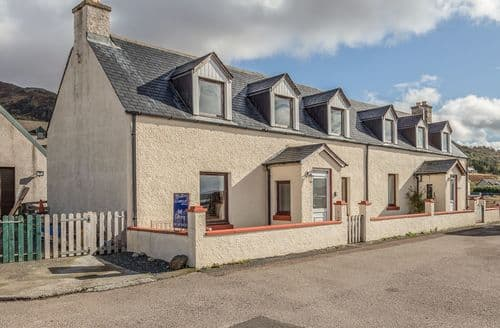 Big Cottages - Adorable Gairloch Cottage S122411